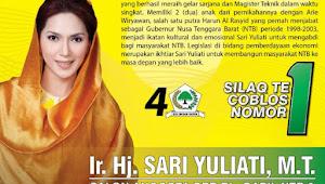 Sari Yuliati, Terpanggil Pulang untuk Membangun NTB