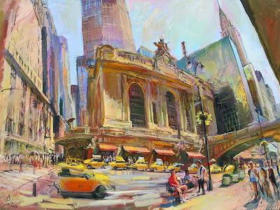 Rob Pointon  Grand Central Terminus New York