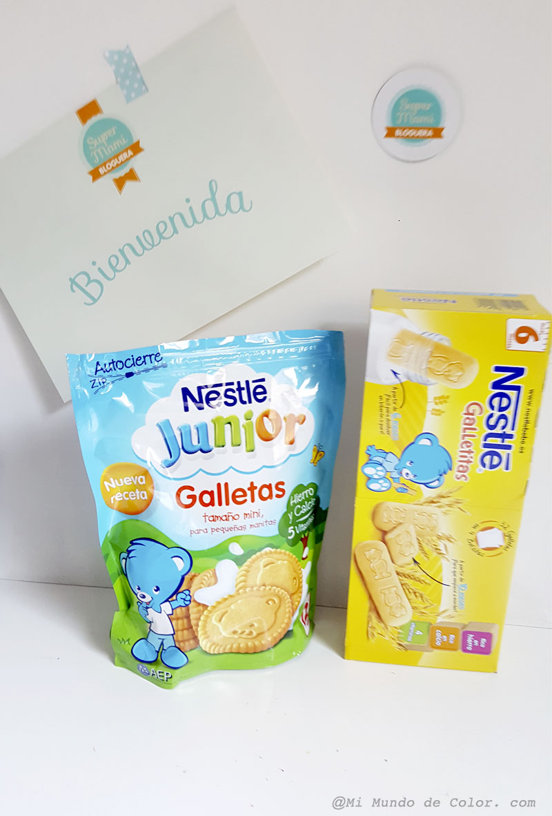 galletas para niños | alimentos infantiles