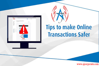 Safety tips for Online transactions