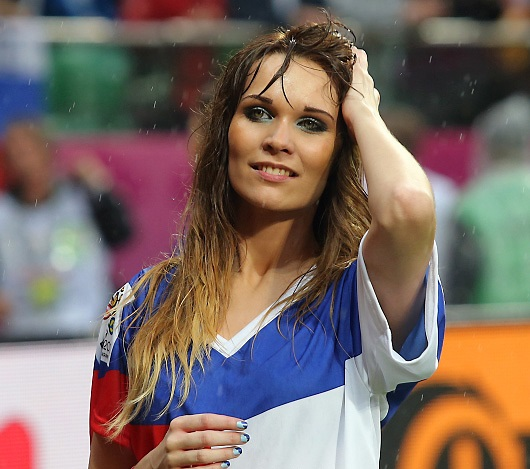 صور مشجعات كاس العالم بروسيا