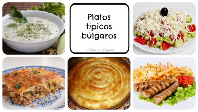 Bulgaria, comida búlgara, restaurantes búlgaros, Platos típicos búlgaros, tarator, shopska, musaká, banitsa y kebapche