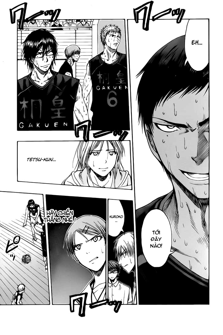 Kuroko No Basket chap 050 trang 6