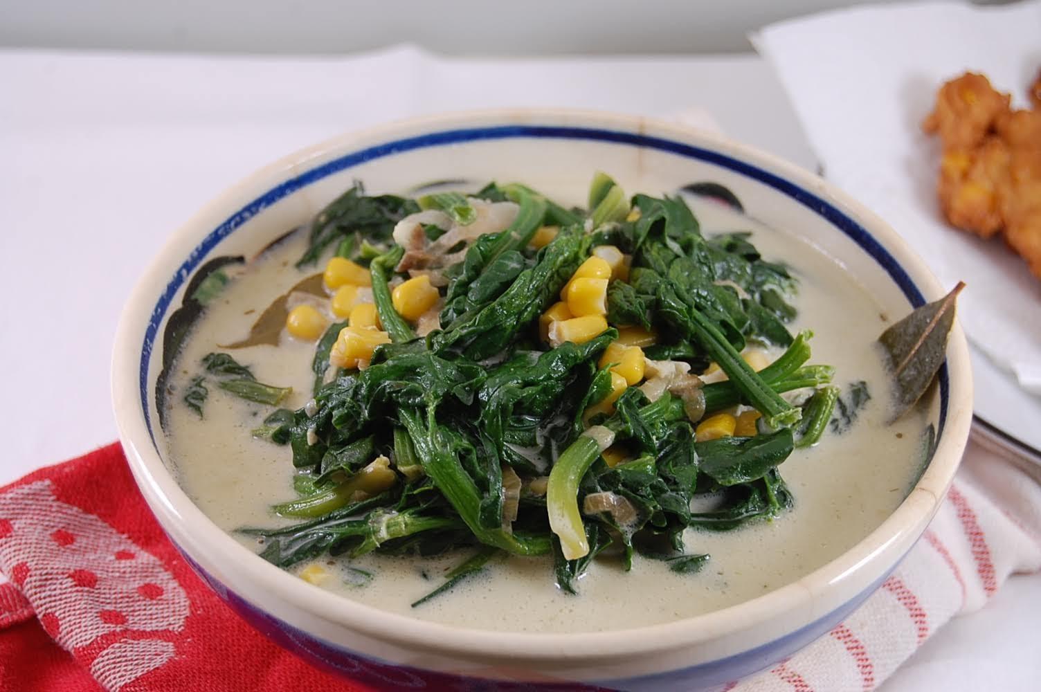 Rezept Jangan Anyep, Gemüse Eintopf aus Java Indonesisch kochen