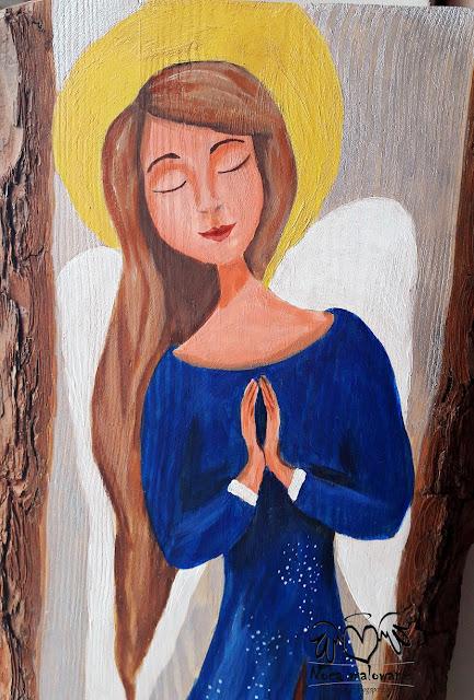 Anioł nad Toruniem