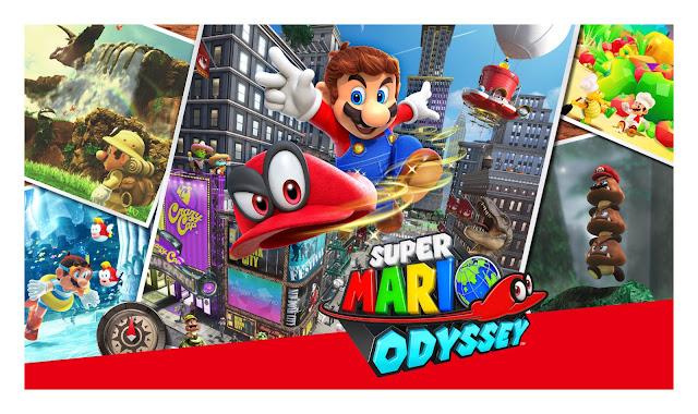 Super Mario Odyssey logra cifras de récord en Europa