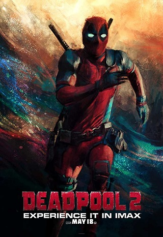 Deadpool 2 2018 Dual Audio Hindi 850MB HDTS 720p