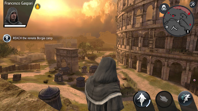 Review – Assassin's Creed Identity rome