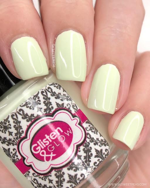 Glisten & Glow Goslings & Gardenias 25 Sweetpeas