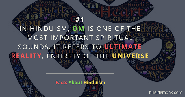 Fact About Hinduism 1 OM symbol