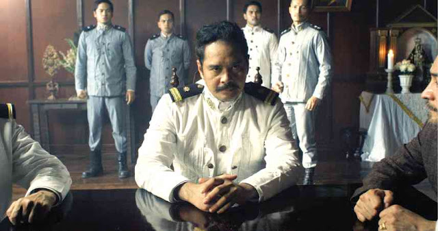 heneral luna reaction paper