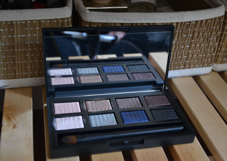 Review: Nars NARSissist Dual Intensity Eye Shadow Palette