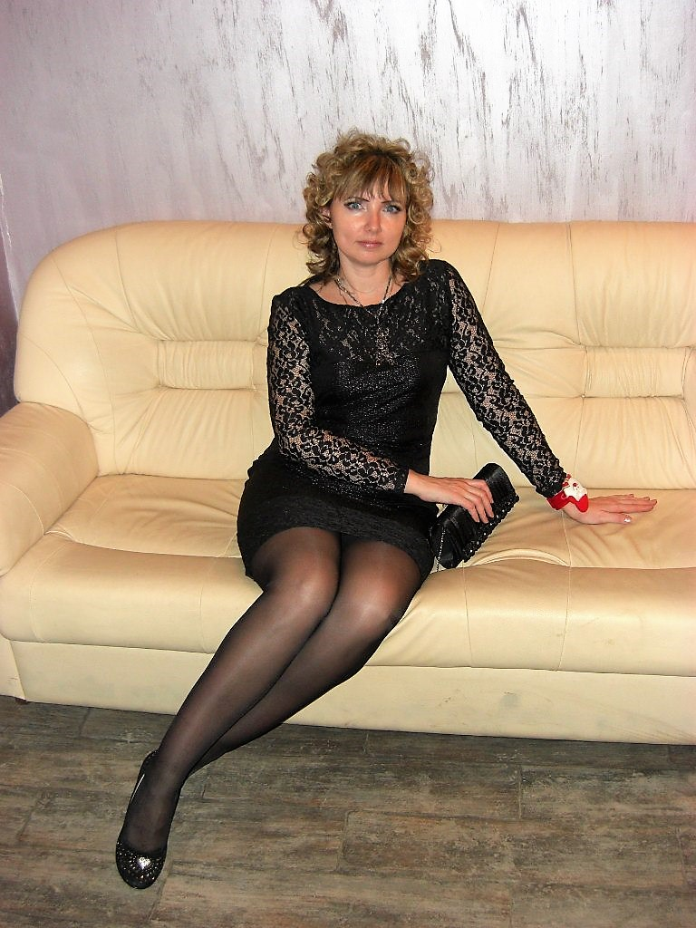 stocking milf