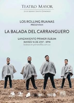 CONCIERTO DE LOS ROLLING RUANAS