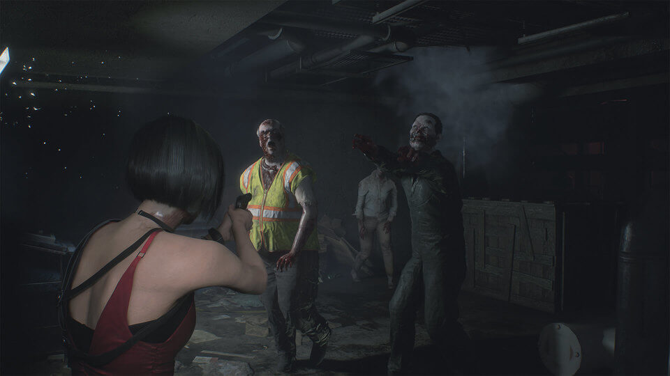 Resident Evil 2 Ships 3 Million Units Globally In First Week Of Sales