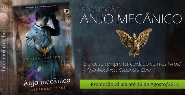 Resultado | Promo: Anjo Mecanico, da autora Cassandra Clare. 6
