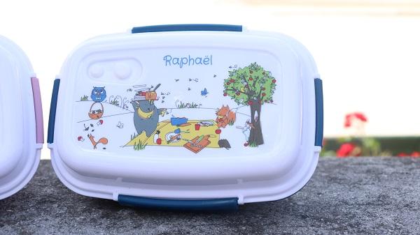lunchbox personnalisée