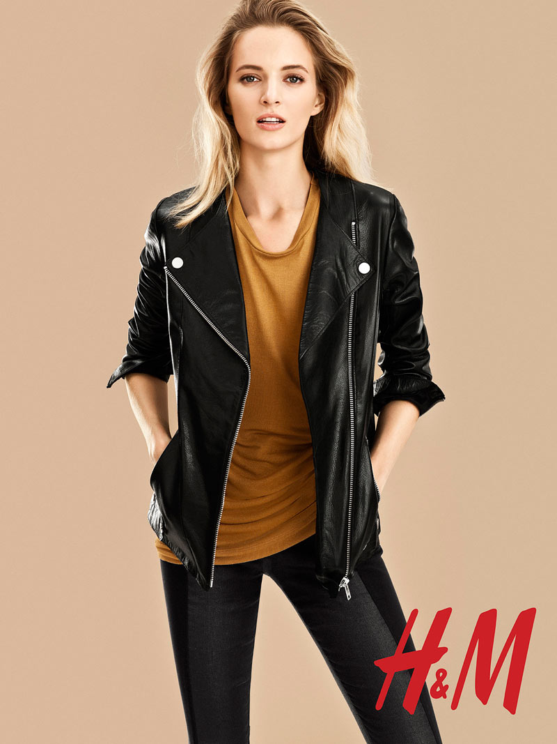 Top Celebrity Fashion: Daria Strokous for H&M Fashion Trend