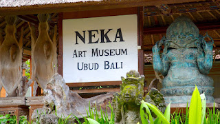 See the Beauty Of Nature And Culture Of Bali in Neka Art Museum
