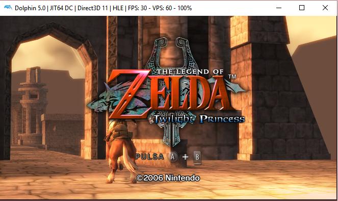 Dolphin 5.0 Multilenguaje ESPAÑOL (El Mejor Emulador De Nintendo Wii/GameCube) 9