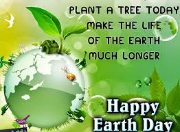 Image collection of earth day