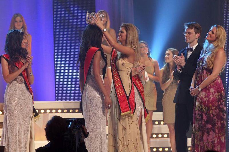 Justine De Jonckheere,Miss Belgium 2011