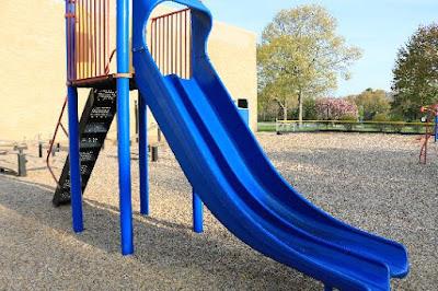 Slides Mashpee Playground Quashnet