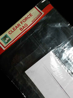 toko sulap jogja Clear Forcing Bag