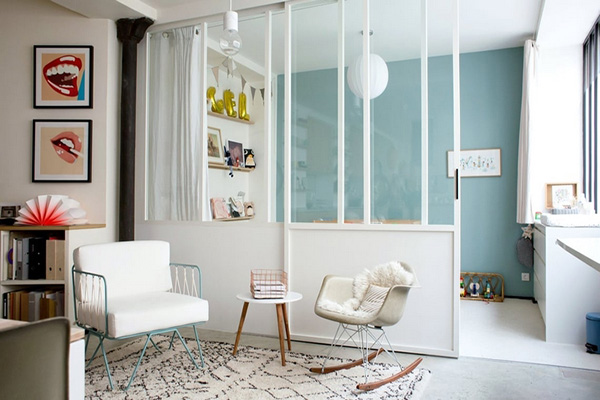 meuble separation cuisine salon ikea
