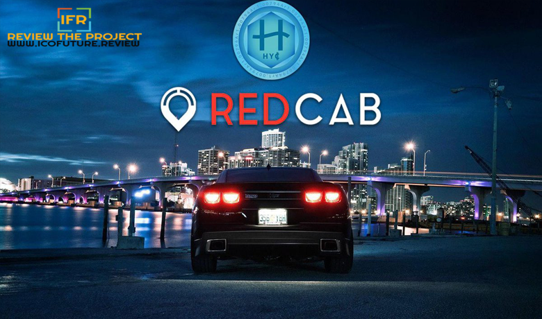 RedCab - Decentralized Transportation Solution For Everyone