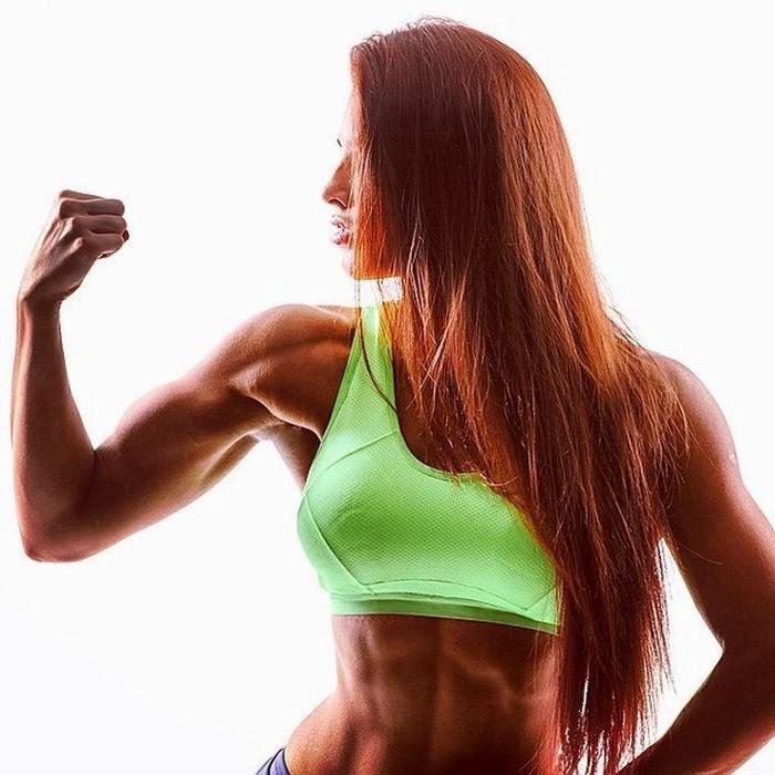 Lyolya Blokhina - fitness beauties