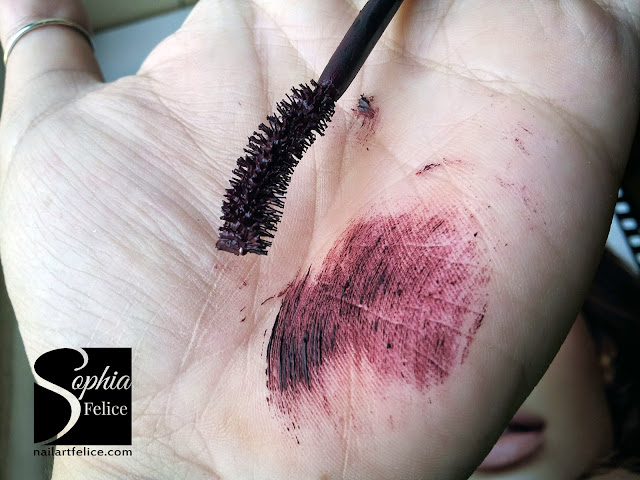 mascara shock ciclia xxl collistar 0- swatch