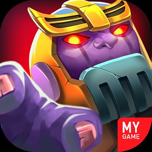 تحميل لعبه Heroes Soul: Dungeon Shooter v1.0.1 مهكره وجاهزه