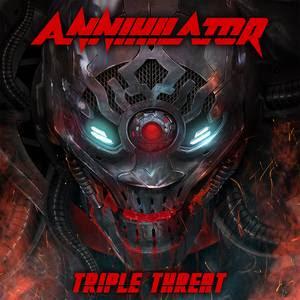 """Ο δίσκος των Annihilator """"Triple Threat"""""""