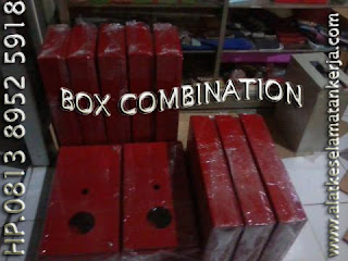 Box Combination Alarm