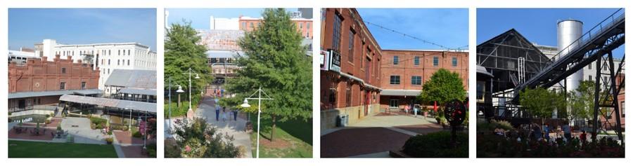 Visiter American Tobbaco Campus