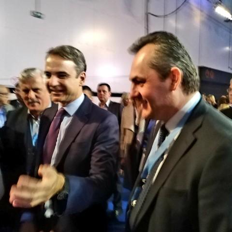 Θανάσης Λιακοπουλος: «Παραμένω ενεργό μέλος της ΝΔ και αφοσιώνομαι στην υποψηφιότητα για τον Δήμο της Κατερίνης»