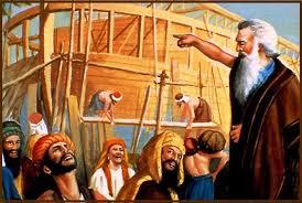 Deus avisou e mandou Noé transmitir.E Noé avisou cumprindo o mandado de Deus. Ao percorrermos a bíblia encontramos alguns avisos para os dias atuais,vejamos; Mateus 24.14 E este evangelho do reino será pregado em todo o mundo habitado, como testemunho a todas as nações, e então chegará o fim.