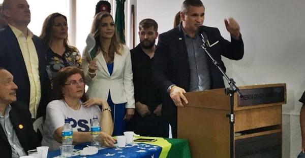 Ilmara Morais, candidata a deputada estadual, chegou a 'devolver' recursos para o partido, além de servir de 'central de repasses' para candidatos nanicos