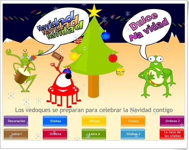 """""""Navidad Vedoque"""""""