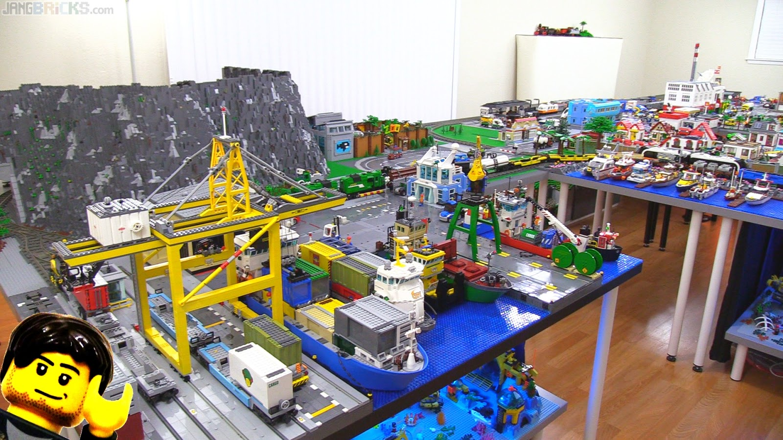 A Current Look At New Jang City