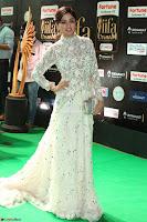 Poonam Kaur in Beautiful Floor Length Gown at IIFA Utsavam Awards 2017  Day 2  Exclusive 08.JPG