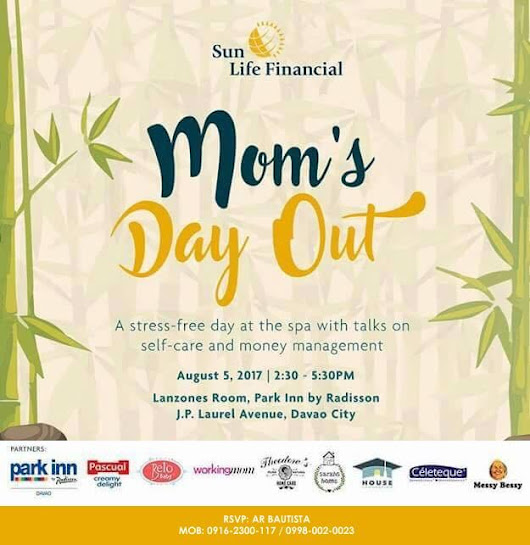 Mom's Day Out : A Treat To Moms by Sun Life Financial