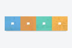 Renkli Son Yayınlanan Yayınlar Widget Tasarımı
