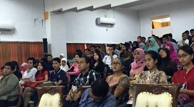 Beasiswa StuNed 'Menantang' Muda-Mudi Semarang