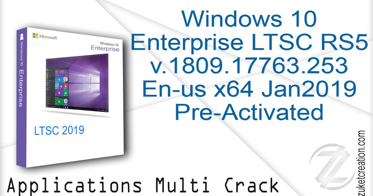 Windows 10 Ltsc 2019 Activation