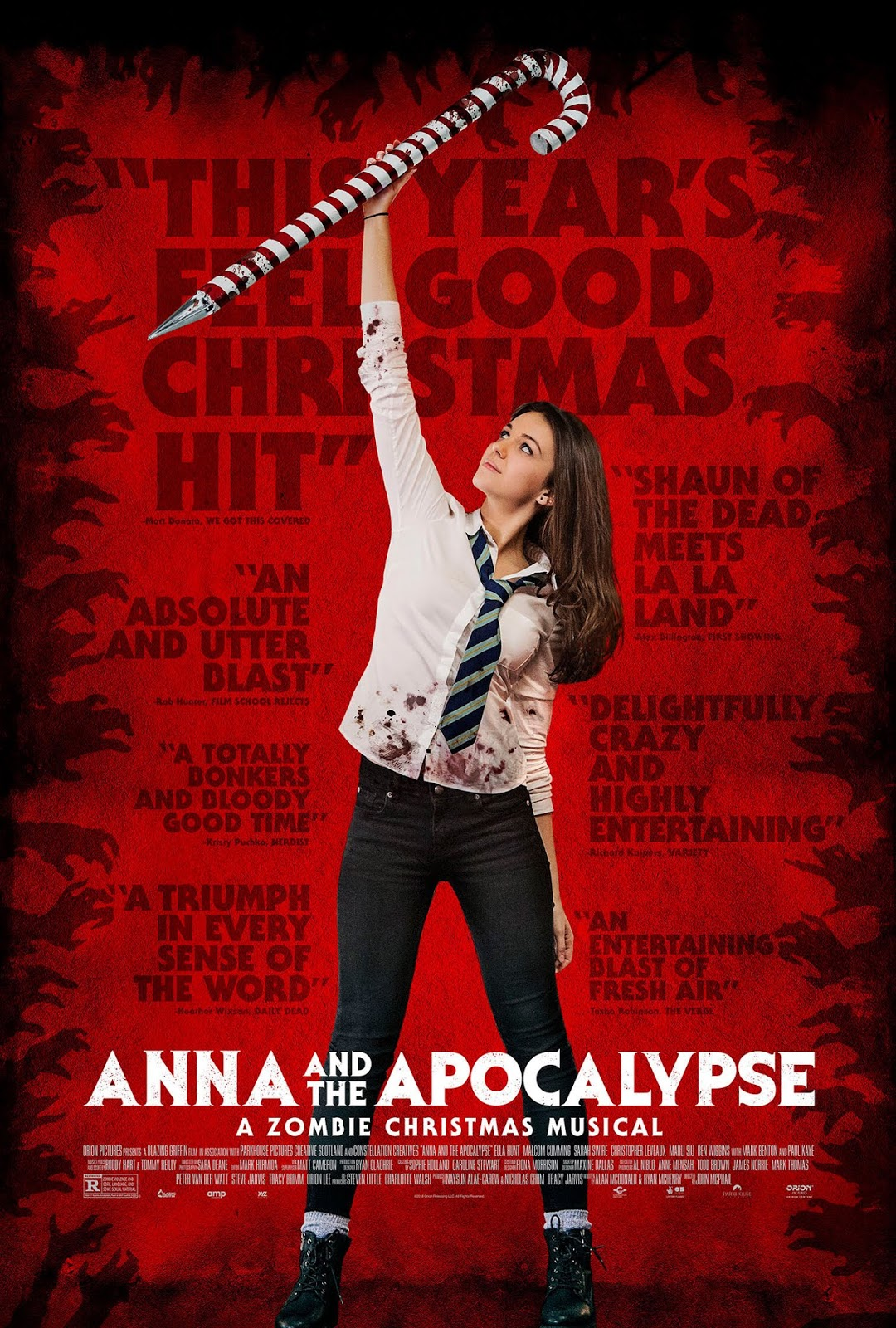 Film-Arcade.net: A Zombie Apocalypse Just in Time for Christmas with ...