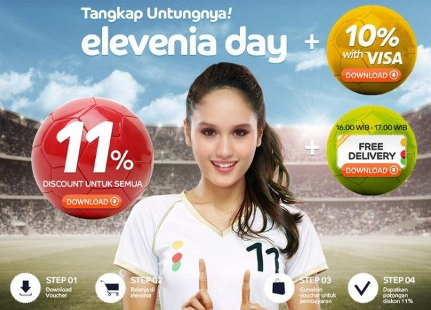 Konsop Elevenia Marketplace