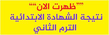 نتيجة الفصل الدراسى الثانى للشهادة الإبتدائية يمحافظة المنيا 2017 برقم الجلوس