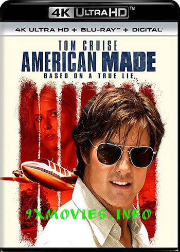 American Made 2017 English Bluray Full 300mb Download